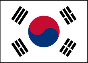 Flag South Korea
